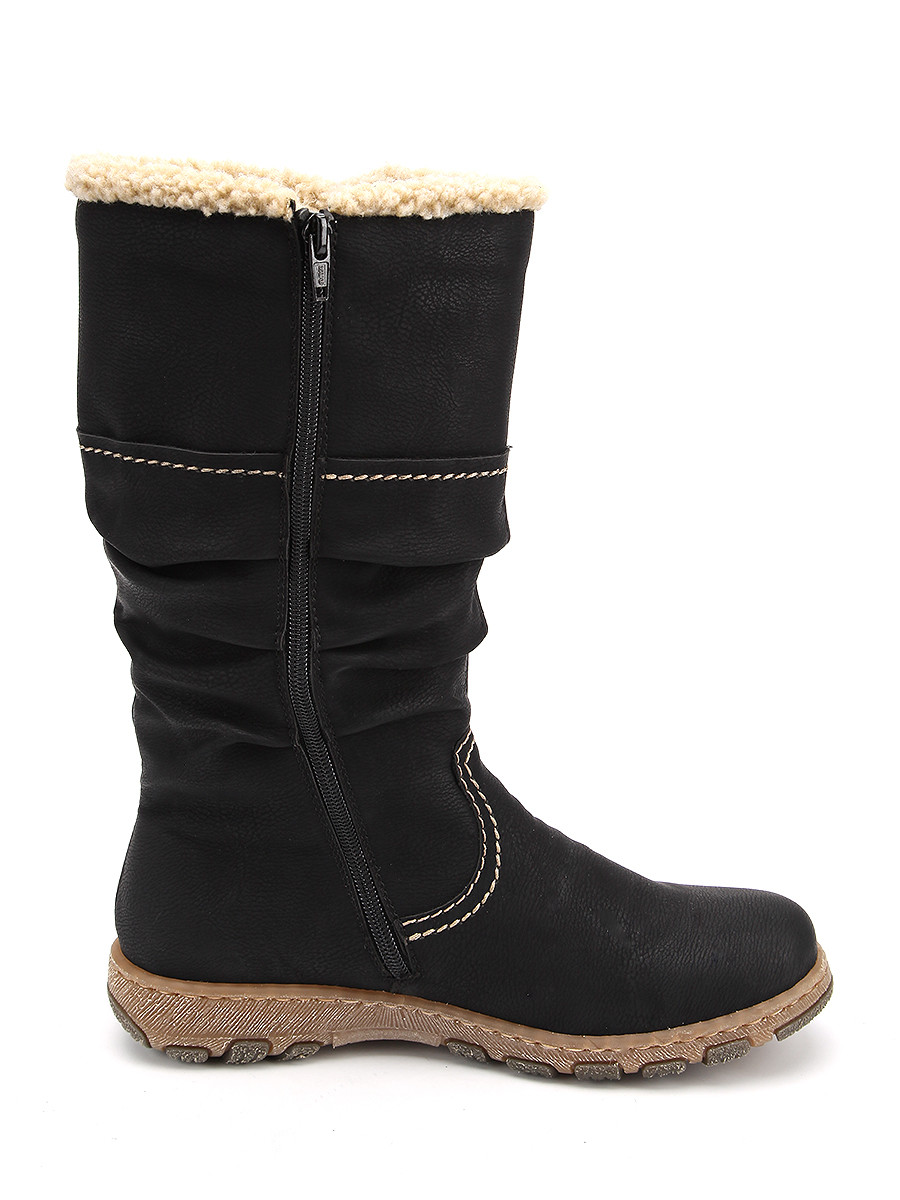 These casual rieker boots will pair