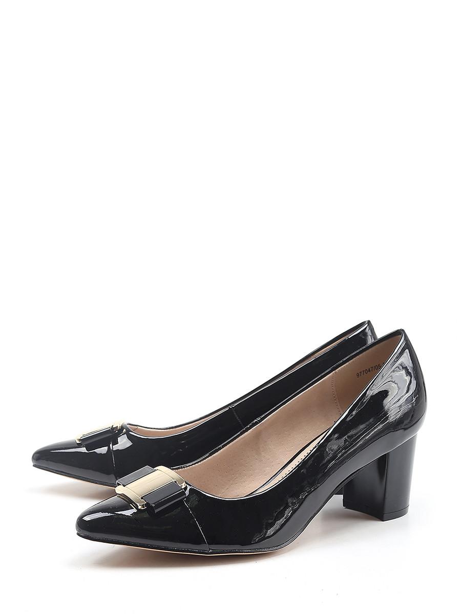 Купить Туфли BETSY черного цвета