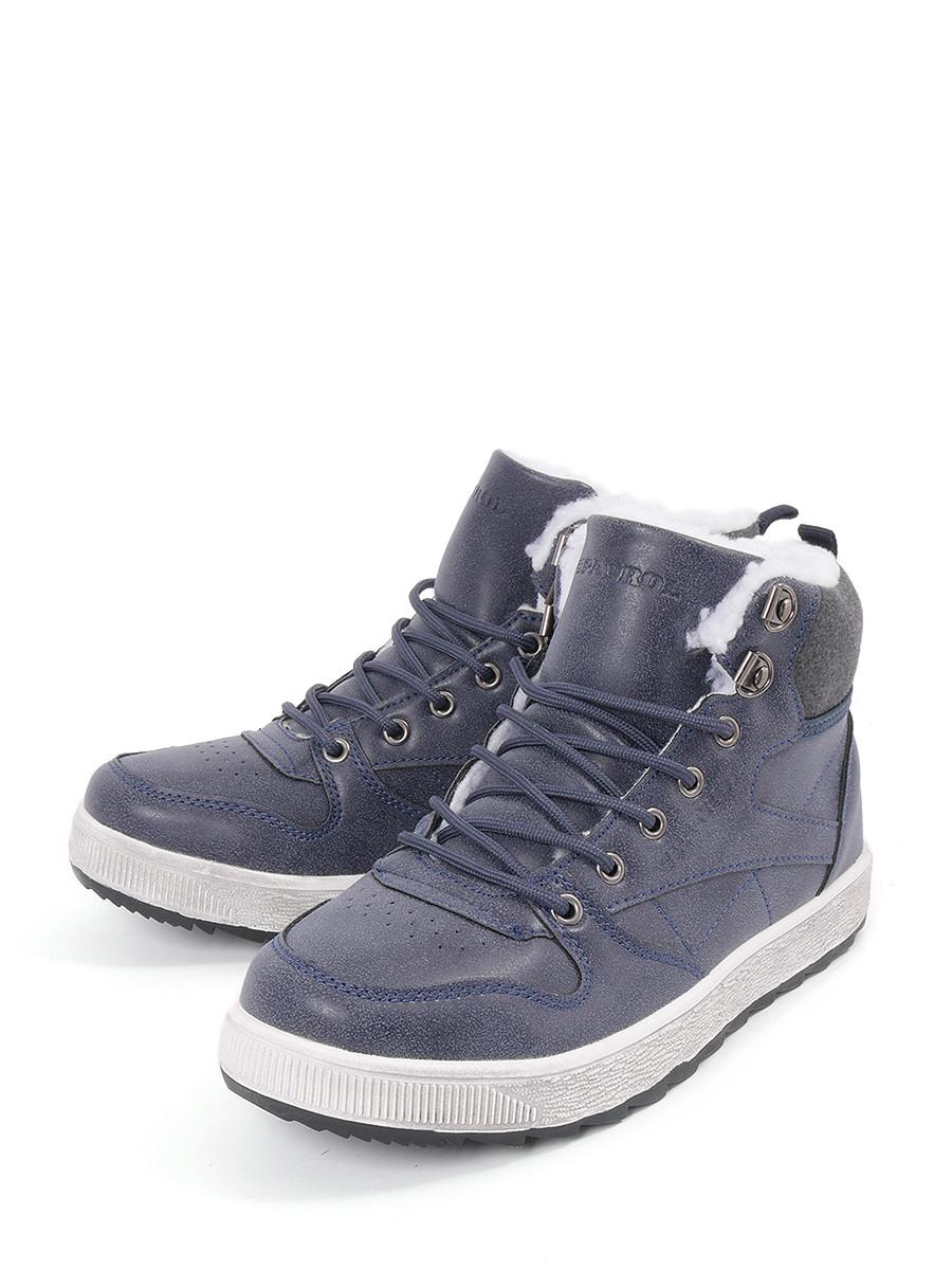 Ботинки PATROL ботинки из кожи с отворотами из искусственного меха