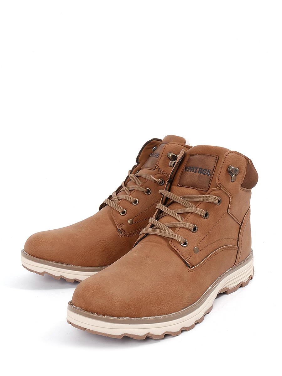 Ботинки PATROL 0000126026 от Bashmag