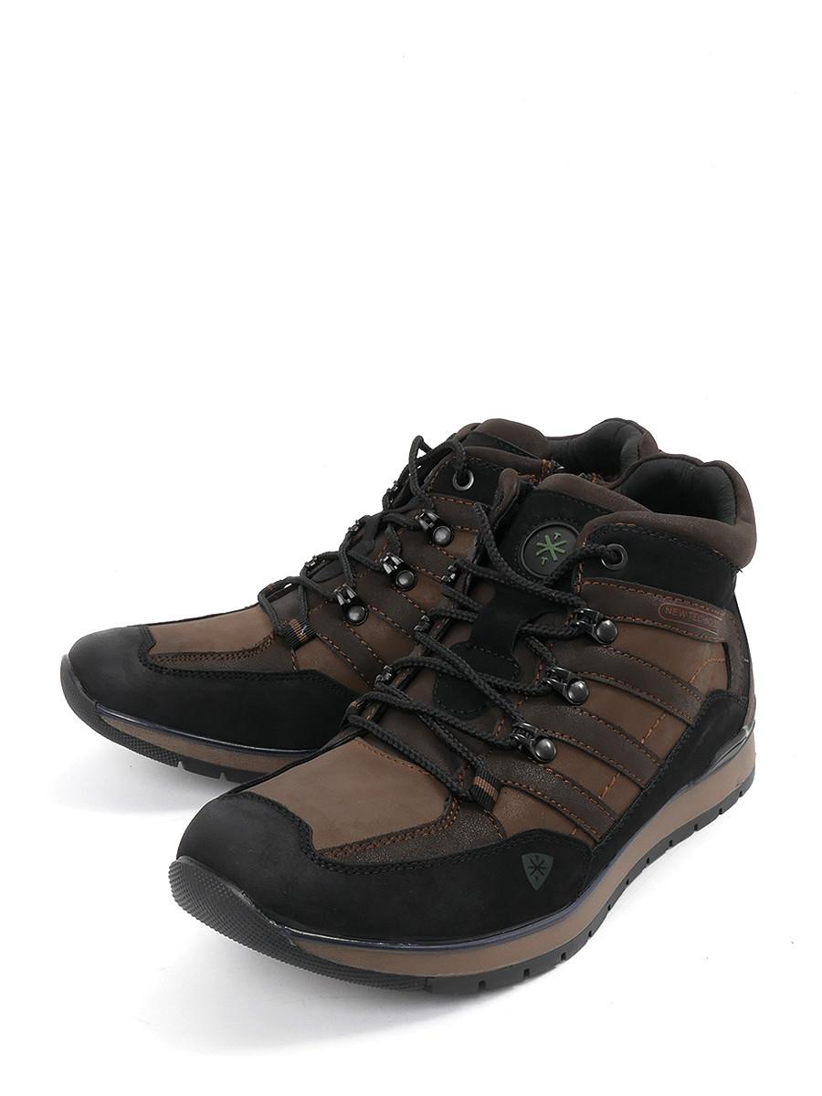 Ботинки Tofa ботинки из кожи с отворотами из искусственного меха
