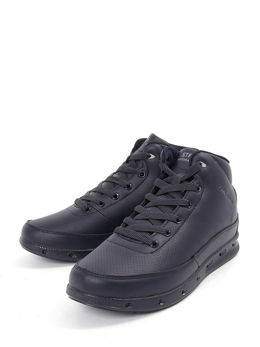 Ботинки STROBBS ботинки из кожи с отворотами из искусственного меха