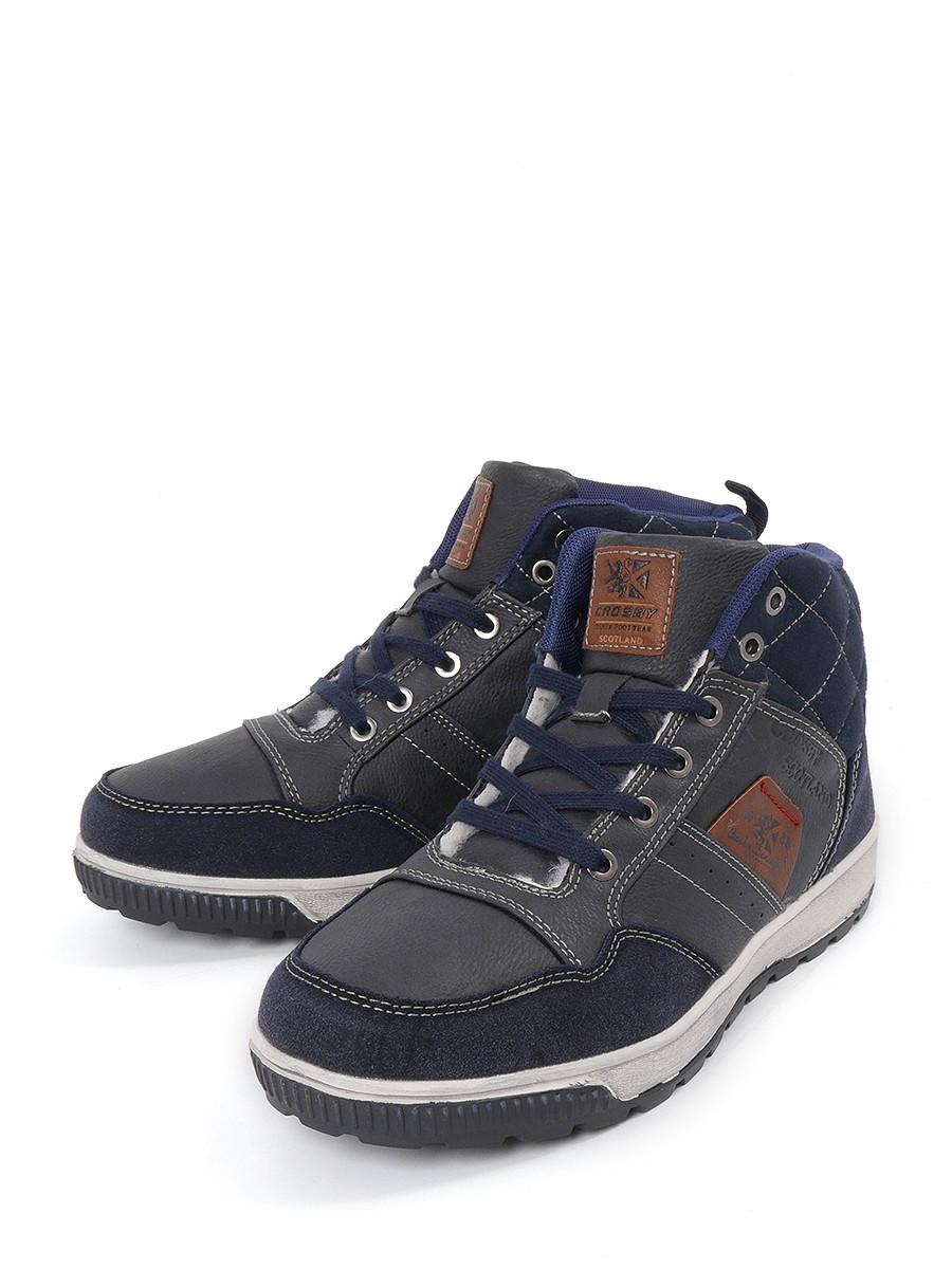 Ботинки CROSBY 0000128375 от Bashmag