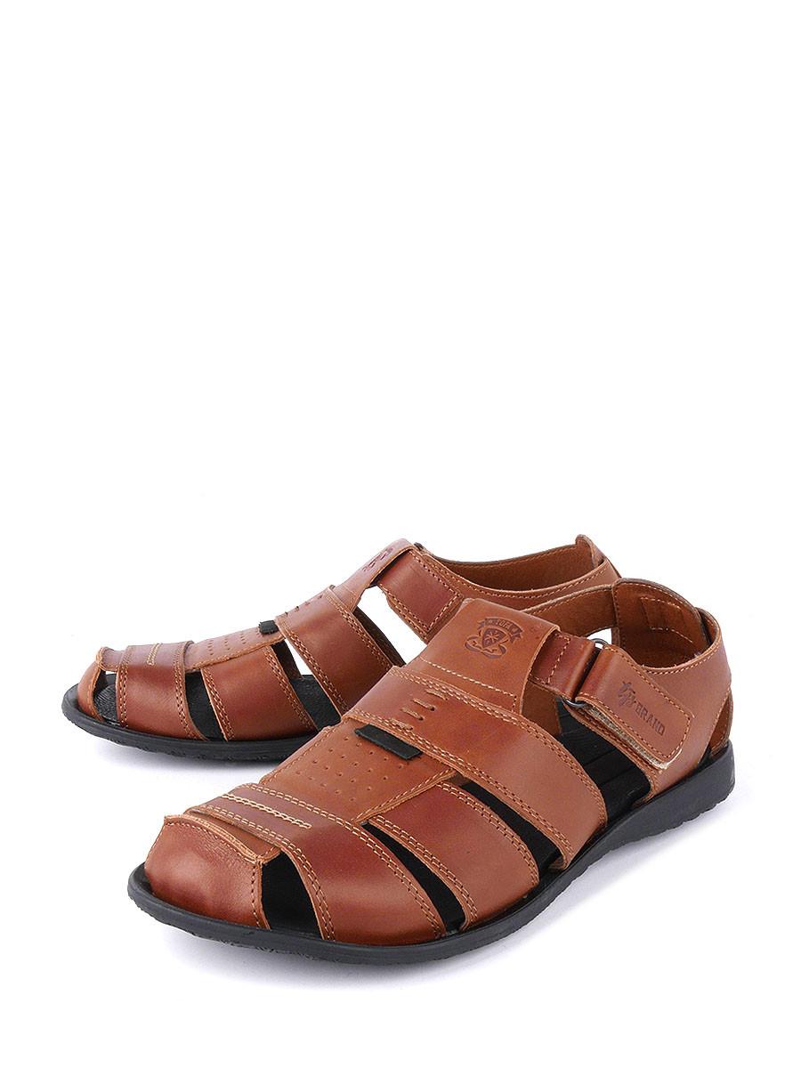 Купить Сандалии Tofa, бежевый, натуральная кожа, лето