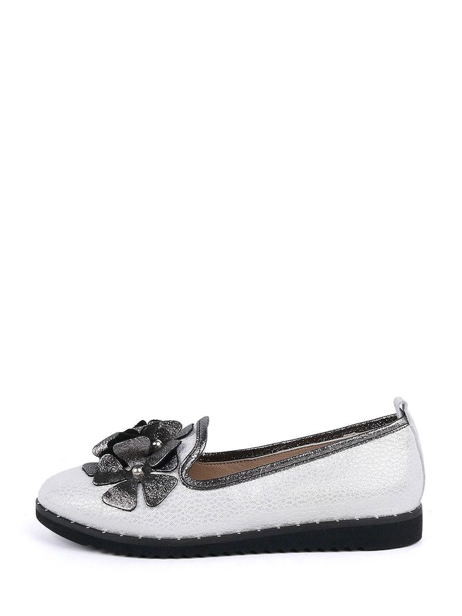 Фото 2 - Женские туфли Longfield белого цвета