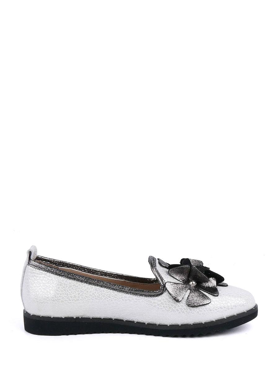 Фото 3 - Женские туфли Longfield белого цвета