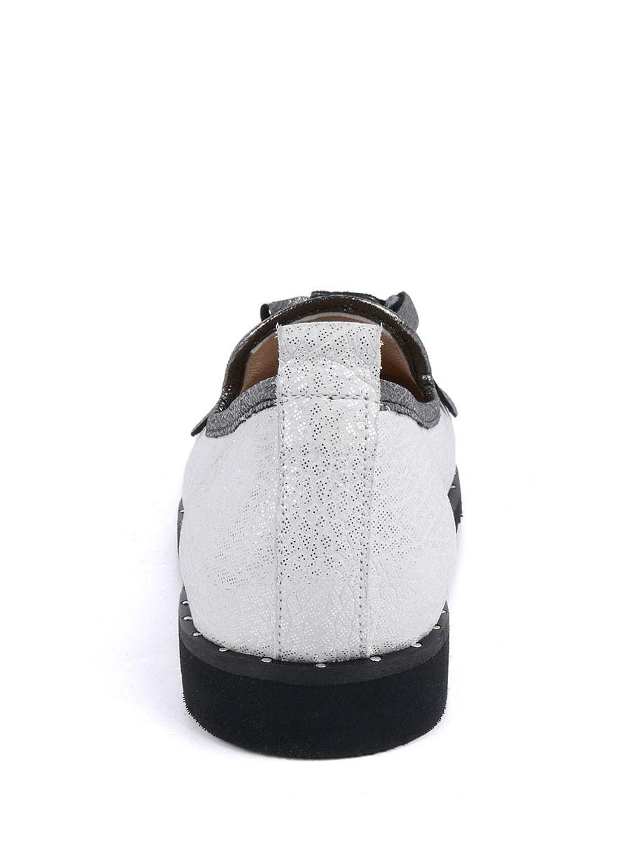 Фото 4 - Женские туфли Longfield белого цвета